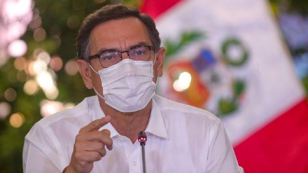 Photo of Gobierno amplía por 90 días más la emergencia sanitaria en todo el país