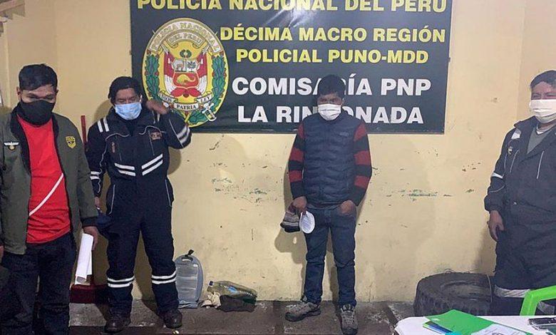 Photo of Juez de paz fue intervenido por celebrar cumpleaños en pleno estado de emergencia en La Rinconada
