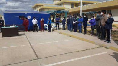 Photo of Se Inauguro centro de atención de COVID-19 en la ciudad de Ayaviri