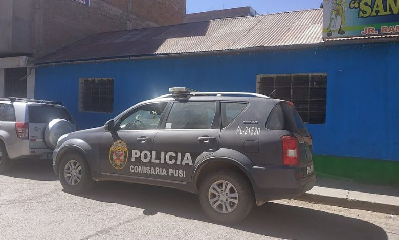 Photo of Huancané: Delincuentes roban computadoras de municipio de Pusi