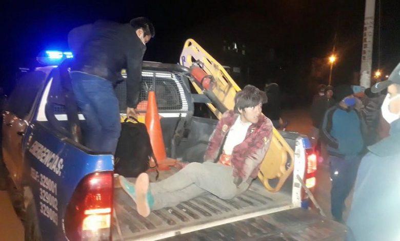Photo of Atrapan a sujeto cuando asaltaba a estudiante en Juliaca