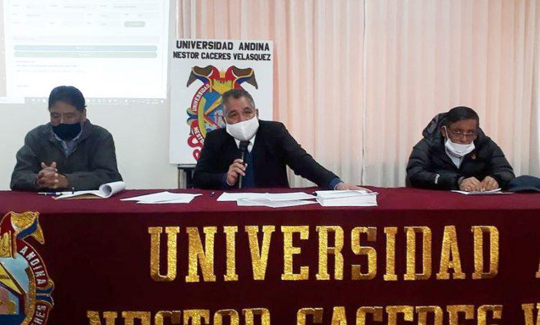 Photo of Autoridades de la UANCV anuncian que se presentarán al nuevo proceso de licenciamiento