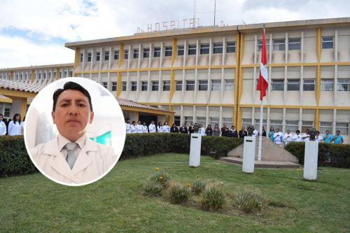 Photo of Director de la red de San Román, indicó que en agosto se tendría una gran cantidad de contagiados por covid-19 y hospital Carlos Monje colapsaría en Juliaca