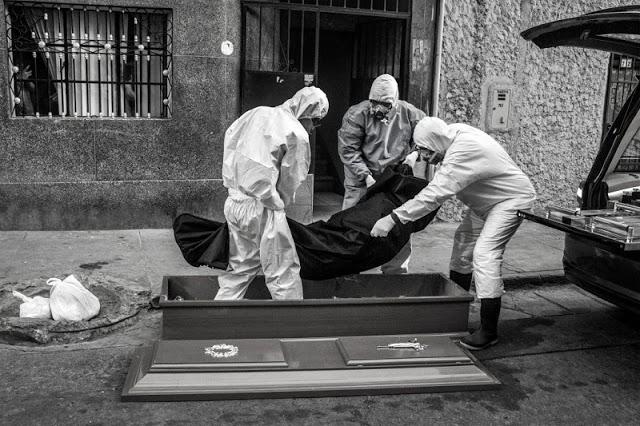 Photo of Medico epidemiólogo Cesar Carcamo revela que tenemos casi 25 mil muertos en el Perú