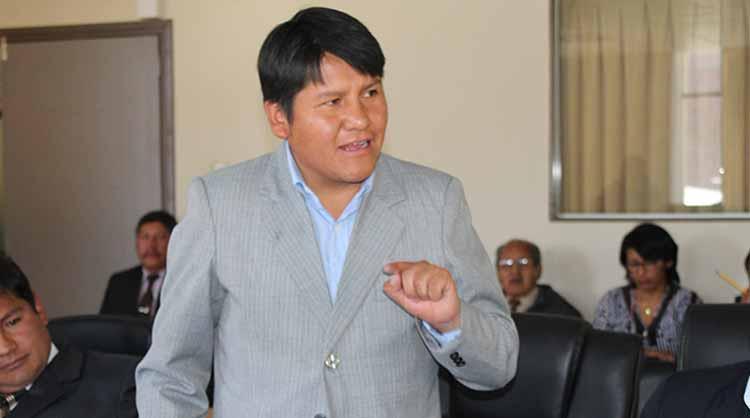 Photo of ¿Quién es el nuevo vicegobernador provisional de Puno?