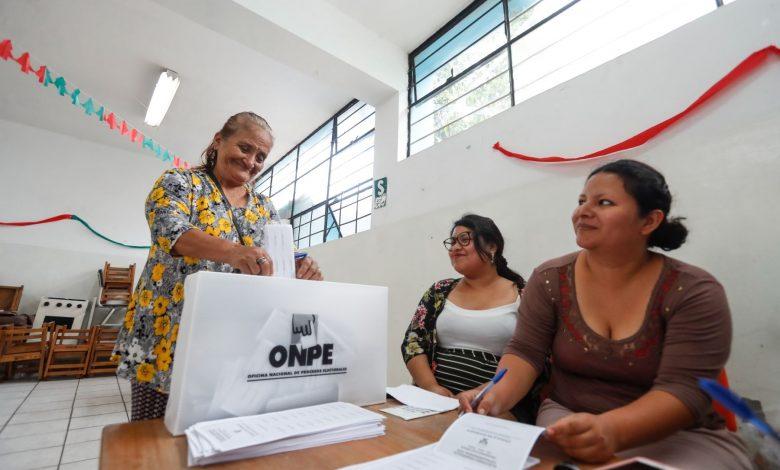 Photo of Elecciones 2021: JNE aprueba cronograma electoral