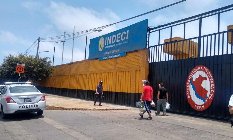 Photo of Callao: asaltan almacén de Indeci y se llevan víveres valorizados en más de S/1 millón