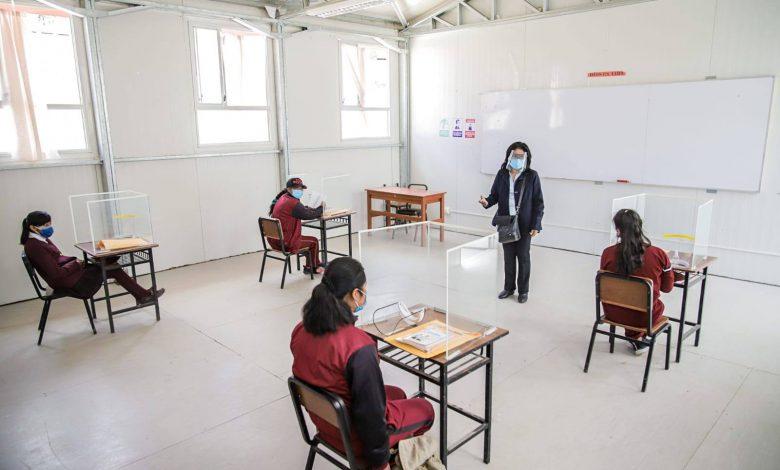 Photo of Arequipa es la primera región donde inician las labores escolares presenciales