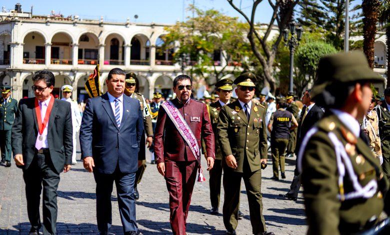 Photo of ANGR rechazó la sentencia judicial de destitución contra el gobernador Elmer Cáceres Llica.
