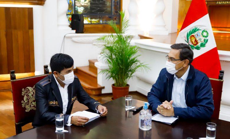 Photo of Majes II va: Presidente de la República firmó garantía soberana para destrabar proyecto