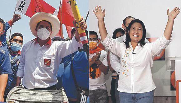 Photo of JNE no organizará debate entre Keiko Fujimori y Pedro Castillo en Cajamarca