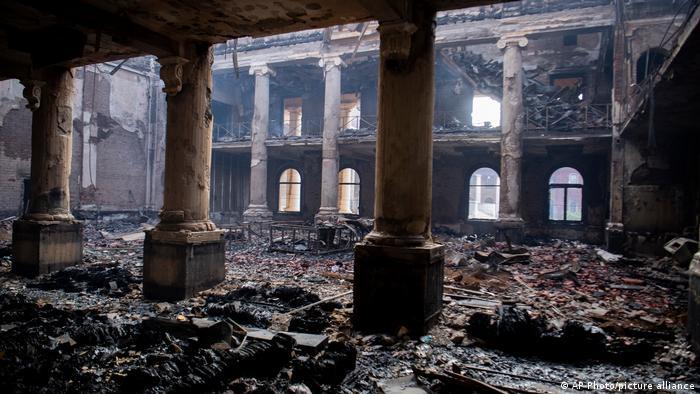 Photo of Sudáfrica: Incendio de la histórica Biblioteca Jagger destruyó colección única de obras africanas