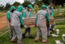 Photo of El COVID-19 ya mató a 400 mil brasileños en lo que va de la pandemia