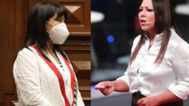 Photo of Cecilia García exigió renuncia de Mirtha Vásquez durante debate de moción de censura contra Sagasti