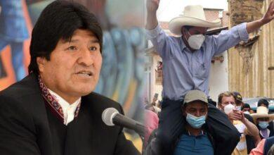 """Photo of Evo Morales ve con buenos ojos la victoria de Pedro Castillo: """"Ganó con nuestra propuesta"""""""