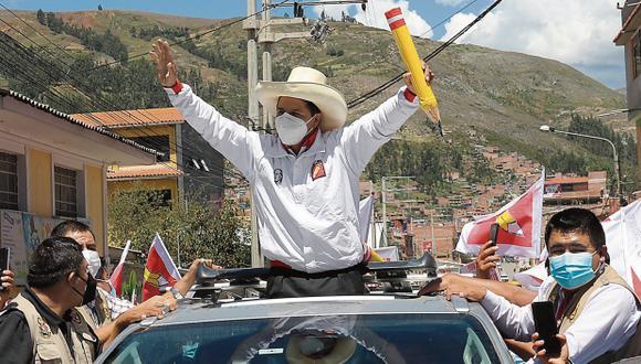 Photo of Perú Libre denuncia amenazas de muerte contra su candidato, Pedro Castillo
