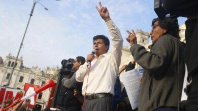 Photo of Pedro Castillo: «El pueblo peruano se acaba de quitar la venda de los ojos»