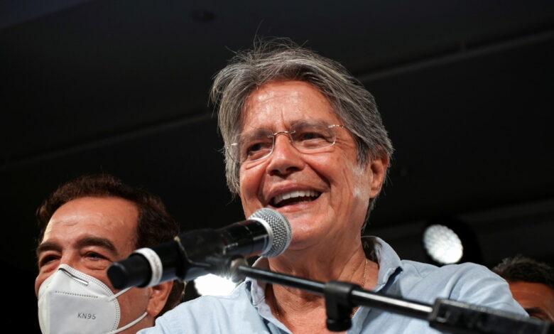 Photo of Salud, lucha anticorrupción «sin persecución» y combate a la pobreza: las prioridades de Lasso tras ganar el balotaje en Ecuador