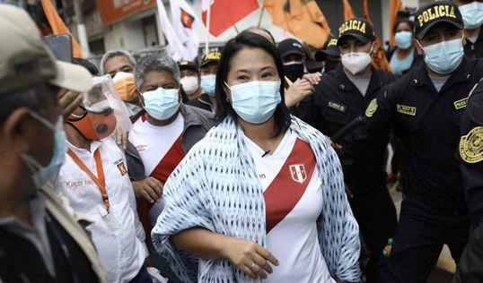 Photo of ¿Por qué Castillo se mantiene y Fujimori no convence en provincias la intención de voto?