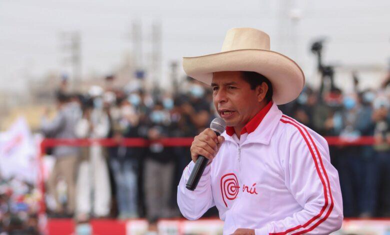 Photo of Pedro Castillo aseguró dejar la presidencia el 28 de julio del 2026 en caso logre ganar las elecciones