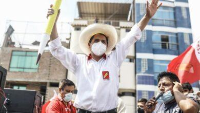 Photo of Pedro Castillo afirma suscribir Proclama Ciudadana a favor de la democracia.