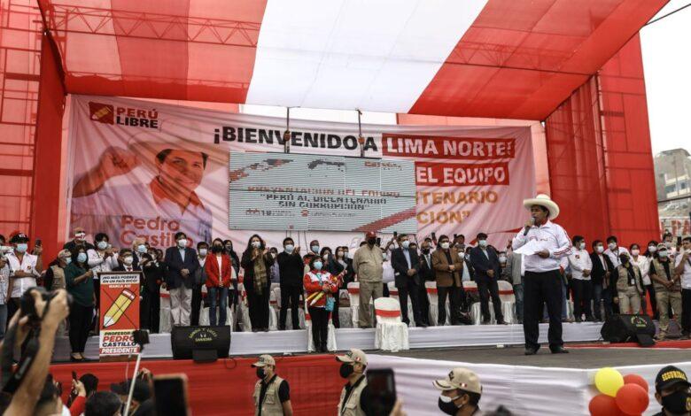 """Photo of Julián Palacín: """"Hay una campaña de satanización para convertir a Perú Libre en totalitarismo"""""""