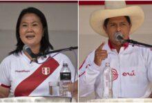 Photo of CPI: Sigue acortándose distancia entre Castillo y Fujimori con 34.2% Y 32.0%
