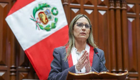 """Photo of María del Carmen Alva: """"Es urgente y fundamental la convocatoria a un Consejo de Estado"""""""
