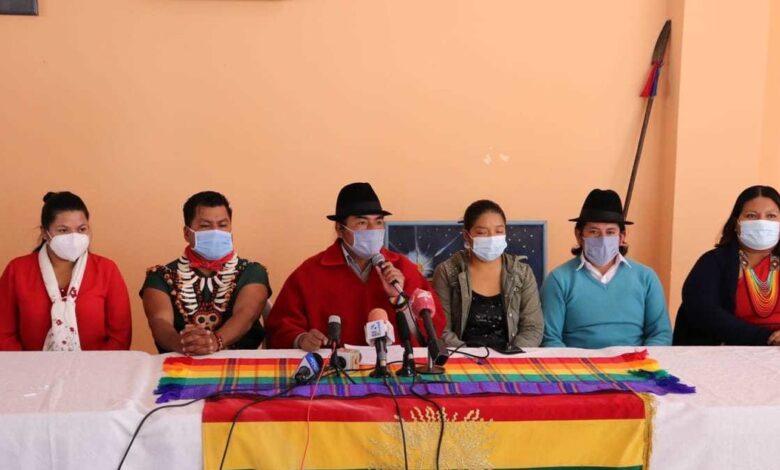 Photo of El movimiento indígena de Ecuador tilda de «prepotente» al presidente Lasso y lo acusa de cerrar «toda opción de diálogo»