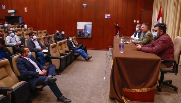 Photo of Gobierno evalúa nueva ley para la formalización minera