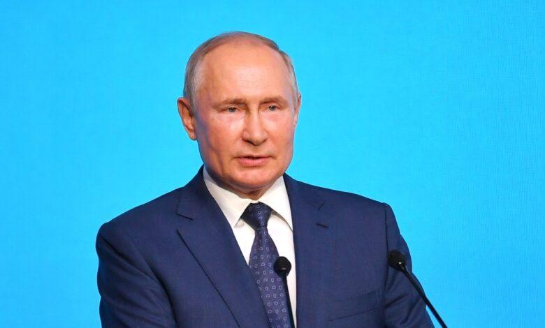 Photo of Putin afirma que la decisión de despojar a Rusia de la bandera y el himno en los JJ.OO. de Tokio «tiene una connotación política»