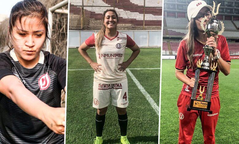 """Photo of María José Cáceres: """"Del fútbol no se vive, al menos las mujeres no y menos en Perú"""""""