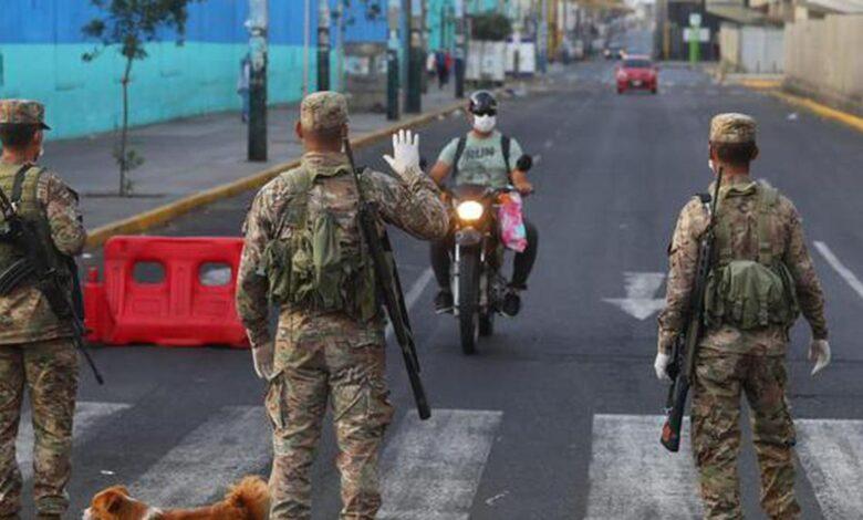 Photo of Gobierno amplió estado de emergencia por COVID-19 hasta el 31 de octubre