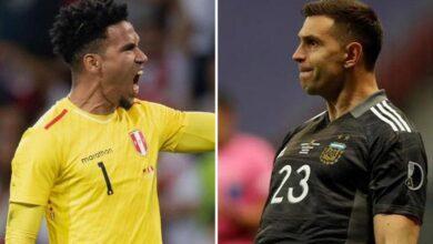 Photo of ¿Qué portero elegirías? FIFA puso en competencia a Gallese y Emiliano Martínez