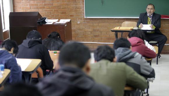 """Photo of Cevallos sobre retorno a clases en universidades: """"Al principio será de forma semipresencial"""""""