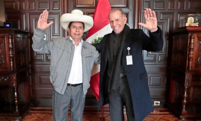 Photo of Pedro Castillo anuncia que Ricardo Belmont asumirá la asesoría del Despacho Presidencial